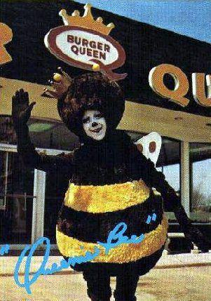 Joyce Muphy as Queenie Bee